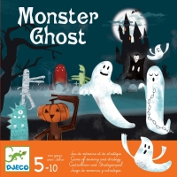 Games, Monster Ghost