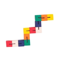 Twister Blocks, multi