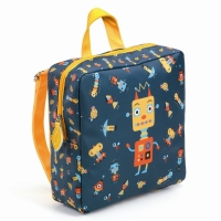 Nursery school bag, Robot