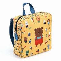 Nursery school bag, Bear