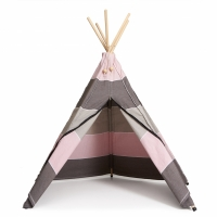 HippieTipi playtent New North - Grey