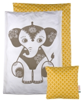 Soulmate  Elephant, Swedish,junior Grey / ochre