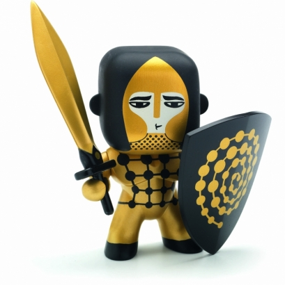 Arty toys, Golden knight