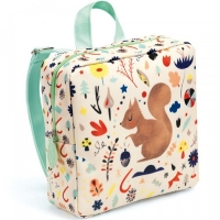 Nursery school bag, Squirrel