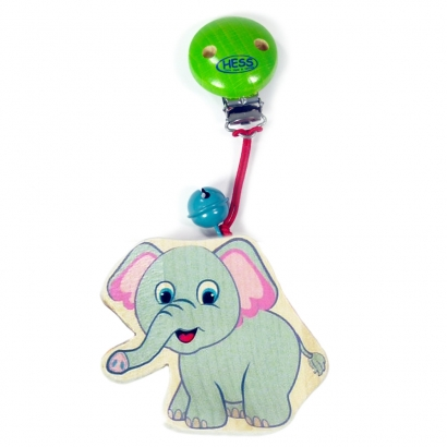 Clip-on, Elefant