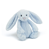 Bashful Blue Bunny Large