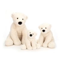 Perry Polar Bear, 36 cm