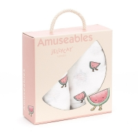 Amuseable Watermelon Pair of Muslins