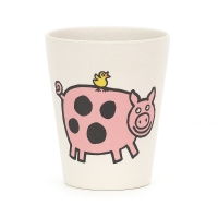 Farm Tails Banboo Cup