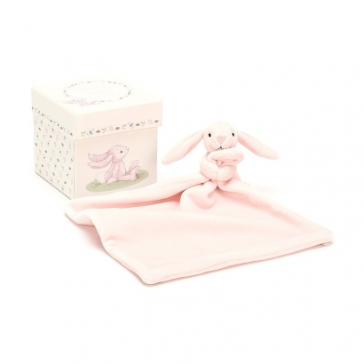 My First Pink Bunny Soother