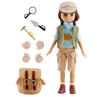 Fossil Hunter Lottie