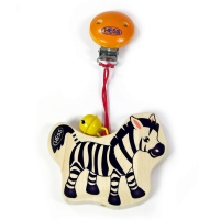 Clip-on, Zebra
