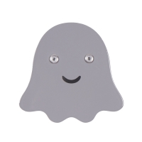 Ghost hook, grey