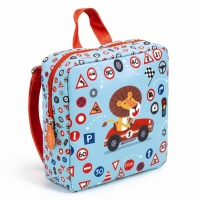 Nursery school bag, Lion